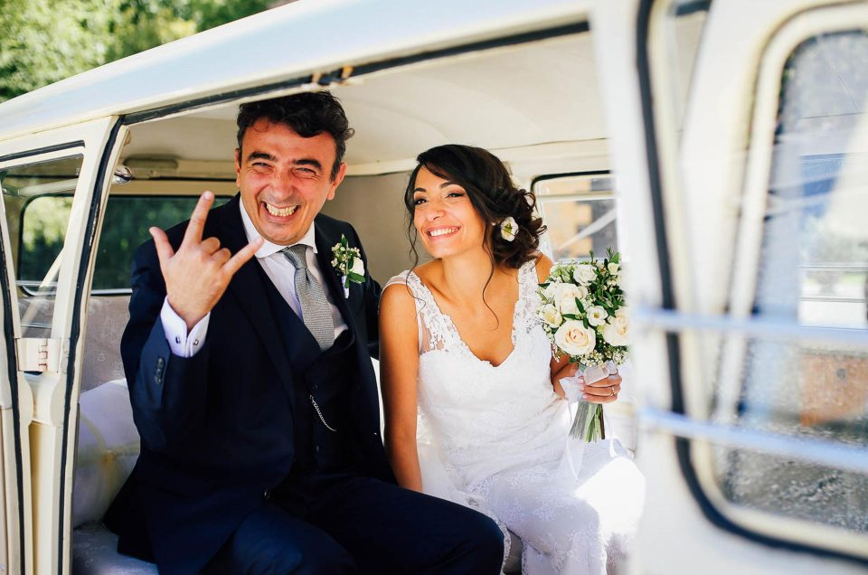 Real wedding: un matrimonio di fine estate a Villa Castelbarco